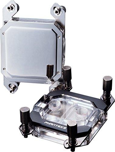 Phanteks Waterblock CPU pour LED RVB Base en cuivre nickelé Acrylique Coque Chrome-Ph-c350a Cr01 27