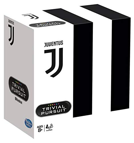 Winning Moves Trivial Pursuit Juventus, Colore colorato, 32353