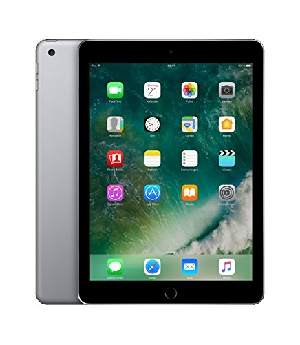 Apple iPad, 9,7' mit Wifi, 32 GB, 2017, Space Grau