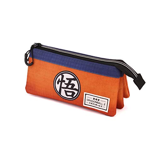 Karactermania Dragon Ball Symbol-Triple HS Pencil Case Astuccio, 24 cm, Multicolore (Multicolour)