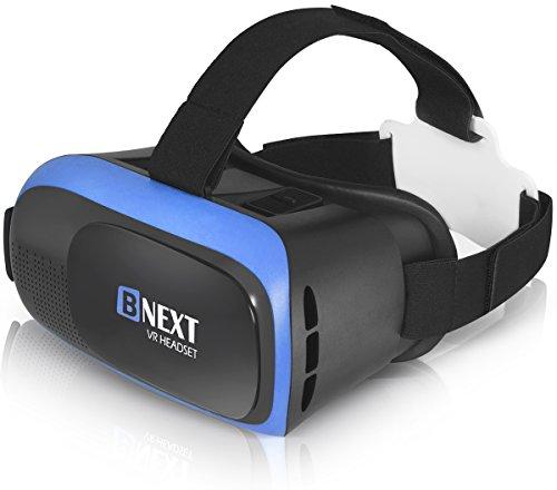 Realtà Virtuale, VR Occhiali per iPhone & Android - Gioca Con I Tuoi Giochi Più Belli e Guarda...
