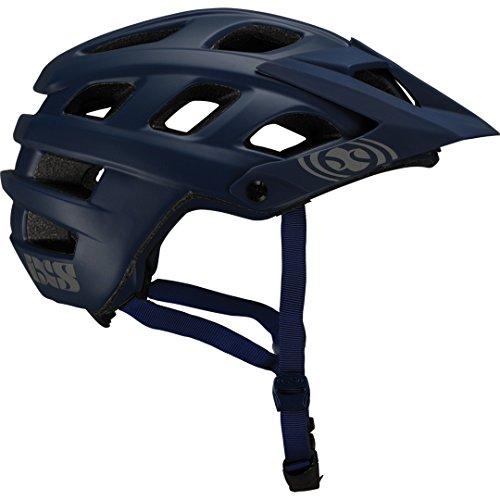 IXS Enduro-MTB Helm Trail RS EVO Blau Gr. M/L