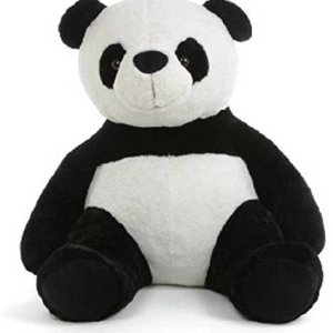 ed2ed0bd8 AVS Sitting Panda (White Black Color) 70 CM