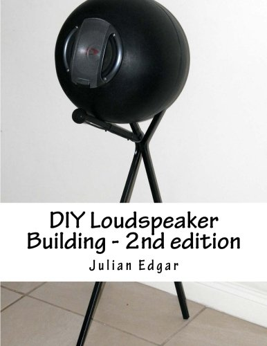 Diy Loudspeaker Building: Packed With Ideas on How to Build Your Own Speakers for Home, Hi-fi or Home Theatre Use