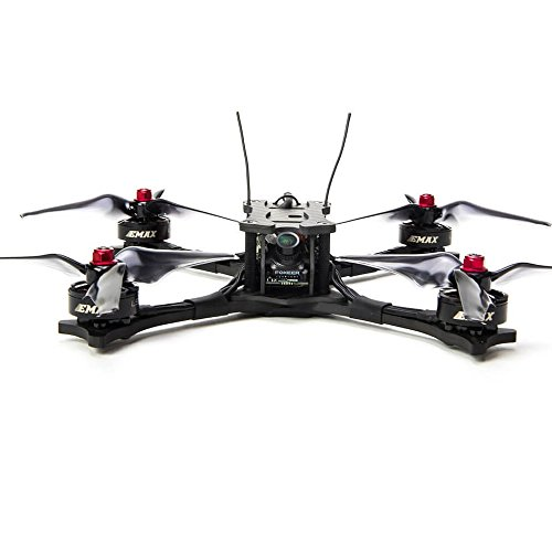 Goolsky EMAX Hawk 5 5.8G 600TVL F4 FC 210mm Brushless FPV Racing Quadcopter con ricevitore Frsky BNF