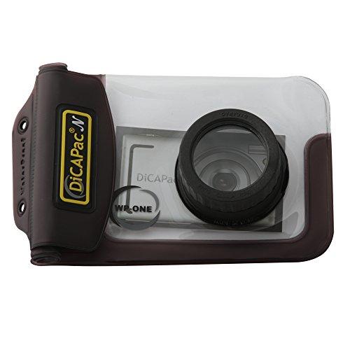 DicaPac WP-ONE Unterwassertasche (Unterwassergehäuse) für Kompaktkameras