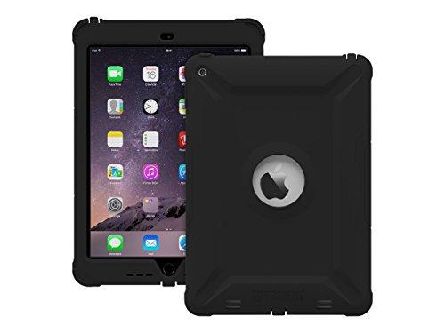 Trident KN-APIPA2-BK000 - Kraken A.M.S. Case for Apple iPad Air 2 - Black - Retail Packaging