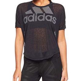 adidas – Magic Logo Tee, Camicia Sportiva Donna