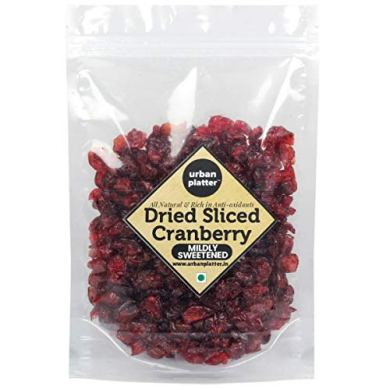 Urban Platter Dried Red Cranberry, 1Kg / 35.2oz [All Natural, Premium Quality, Flavorful] 18