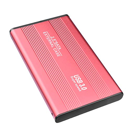 Neeta 2TB Hard Disk Esterno Portatile USB 3.0 Hard Disk Esterno per PC, Mac, Windows, Apple, Xbox...
