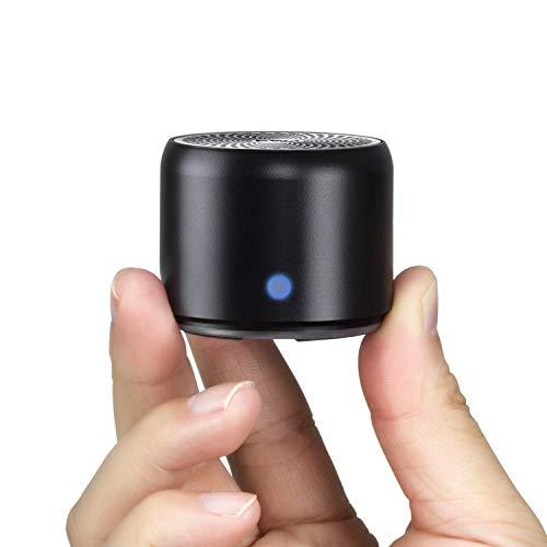 Con Custodia da Viaggio, EWA A106 Mini Altoparlante Bluetooth Portatile Cassa waterproof Resistente...