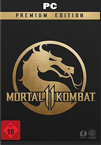 MortalKombat11 Premium | [Kombat Pack beinhaltet] | PC Download - Steam Code