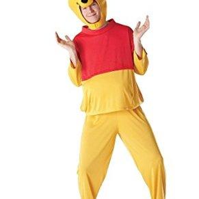 Rubies 's Oficial de Disney Tigger, Adult Costume–X-Large