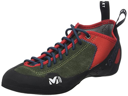Millet Rock Up, Zapatos de Escalada Unisex Adulto, (Grape Leaf/Orange 000), 44 EU