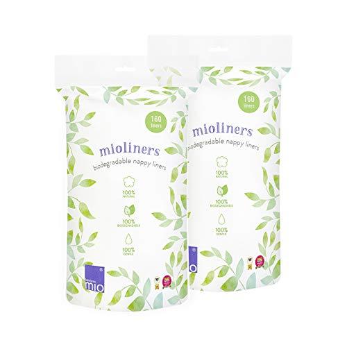 Bambino Mio, Mioliners (Salviettine), Confezione Da 2