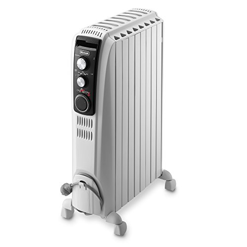 The De'Longhi Dragon 4 TRD40820T Oil Filled Radiator is an affordable option for those who do not require a lot of fuss. This simple product can warm a room fast enough and consistently enough to make you comfortable. We the overall appearance of the unit and the inclusion of wheels for easier mobility. Admittedly it is not a mountable unit but it will serve you just as well. It has a few flaws but they do not outweigh the positives. If it is within your budget range, it would make a good consideration.