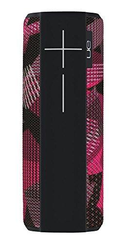 UE BOOM 2 Altoparlante Bluetooth, Impermeabile, Resistente agli Urti, Magenta, 9W