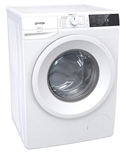 Gorenje WE843P lavatrice Libera installazione Caricamento frontale Bianco 8 kg 1400 Giri/min A+++