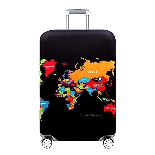 Cover Proteggi Copertura per valigie 18-32 pollici Coperchio per bagagli in fibra di bambù, fibra...