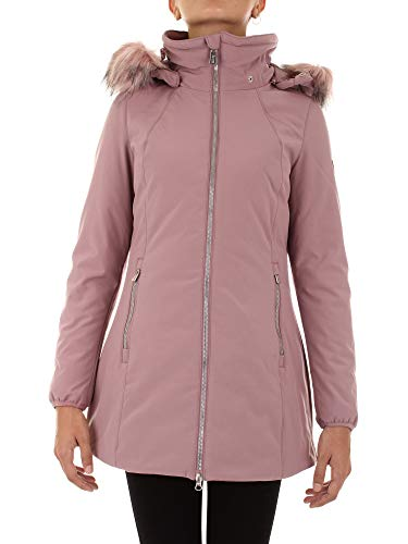 YES-ZEE O001-N400 Trench Donna Rosa L