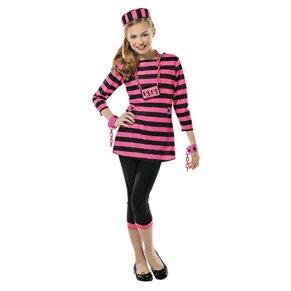 Disfraz de presa rosa para niñas y adolescentes en varias tallas