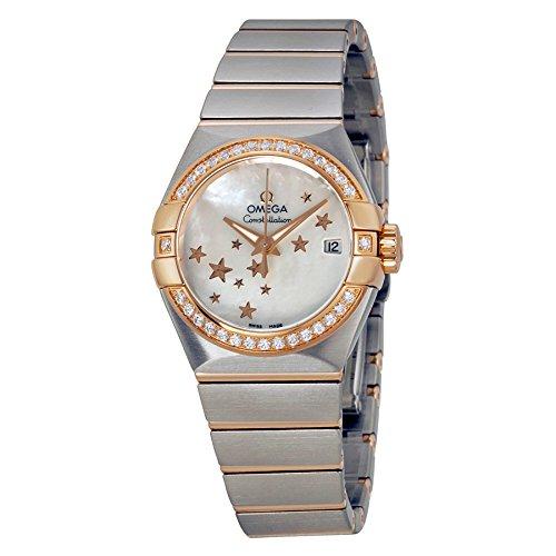 Omega Constellation Brushed Chronometer 123.25.27.20.05.002