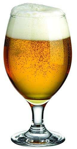 Bicchieri da birra da bistro, stile pub, artigianato, birra, pilsner, per casa, sala da pranzo,...