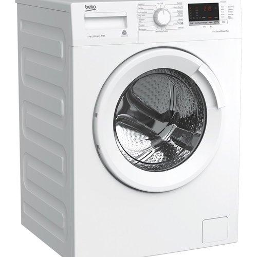Beko WTX71232WI Libera installazione Carica frontale 7kg 1200Giri/min A+++-10% Bianco lavatrice