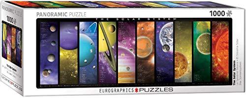 Eurographics 6010-0308Il Sistema Solare, Puzzle da Pezzi