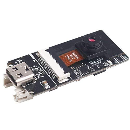 MakerHawk M5Stack ESP32 Camera Module, OV2640 2 Mega Pixels Camera 1632 * 1232 UXGA, with Type C Port And 3D WiFi Antenna, Mini Camera Board for Arduino, Raspberry Pi 3B/3B+ And Pi 2B B+ IOT DIY