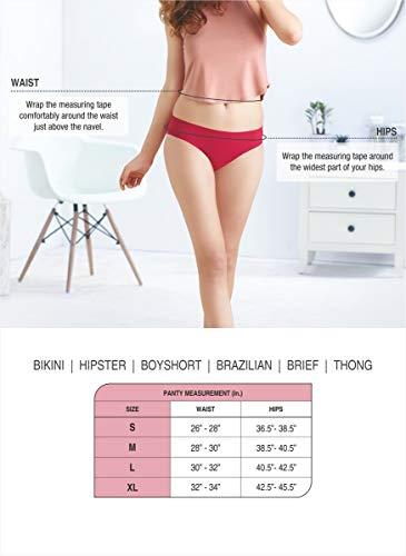 Amante Low Rise Bikini Brief 4