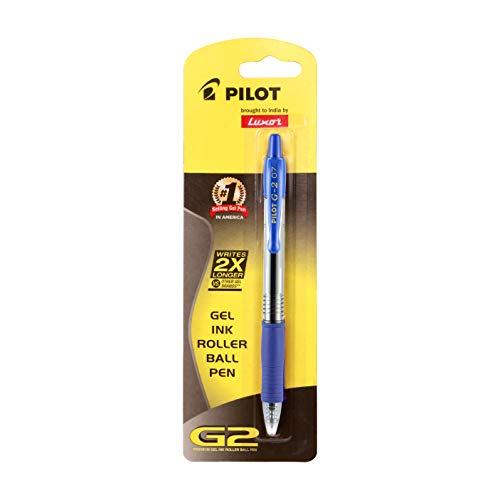 Pilot 1806 S G-2 Roller Ball Pen (Blue)