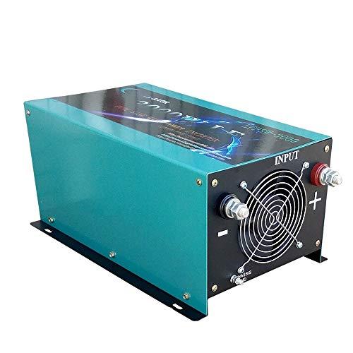 wccsolar Inversor 3000W 24v to AC 230V Pure Power Inverter LF De Convertidor Onda Pura