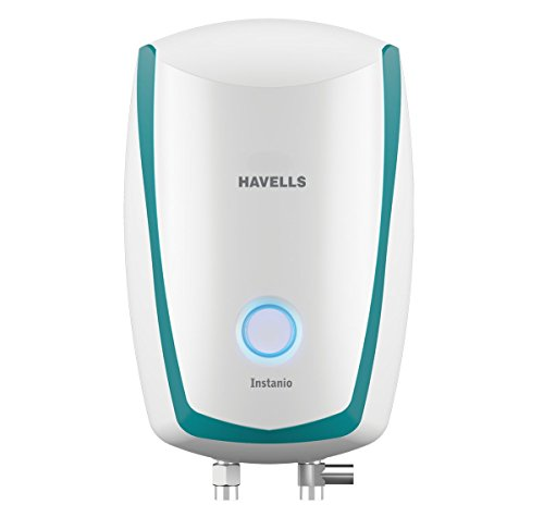 Havells Instanio 3-Litre Instant Water Heater (White/Blue)