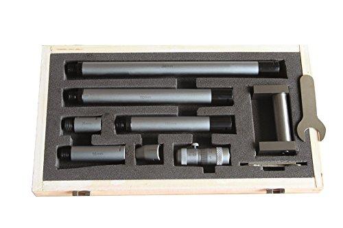 rod Indoor Measuring Screws Set Measuring Range 100–1300mm CNC, Internal Micrometer