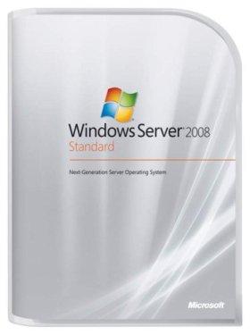 Microsoft Windows Server Standard 2008 32-bit/x64 DVD 5 Clt [import anglais]