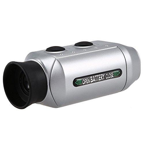 Toogoo New Digital 7X Range Finder Golf/Hunting -Range Finder Mb8