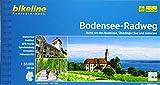 bikeline Radtourenbuch Bodensee-Radweg: Rund um den Bodensee, Überlinger See und Untersee 1:50 000, 260 km, GPS-Tracks Download, wetterfest und reißfest (Bikeline Radtourenbücher)