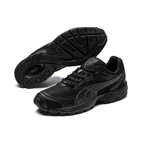Puma Unisex-Erwachsene Axis Fitnessschuhe, Schwarz Black-Asphalt, 42 EU