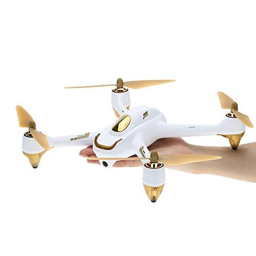 Hubsan H501S X4 Brushless FPV Quadricoptère Drone GPS avec Caméra 1080P HD 5.8Ghz(H501S Blanc) 11