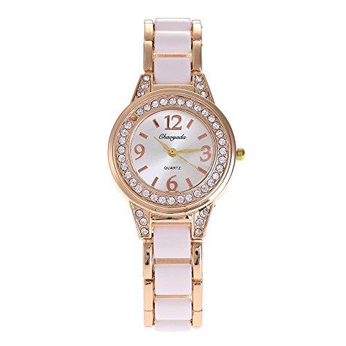 JIWEIER Orologi al quarzo Orologi con un bel vesti Nuove signore orologi moda orologio di diamanti...