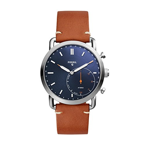 Fossil Analog Blue Dial Men's Watch-FTW1151