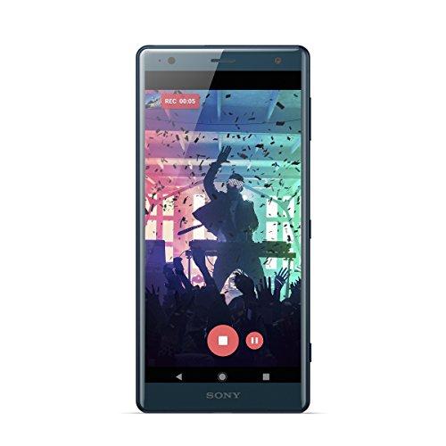 """Sony Xperia XZ2 - Smartphone de 5.7"""" (Octa-Core de 2.8 GHz, RAM de 4 GB, Memoria Interna de 64 GB, cámara de 19 MP, Android) Color Verde [Versión española]"""