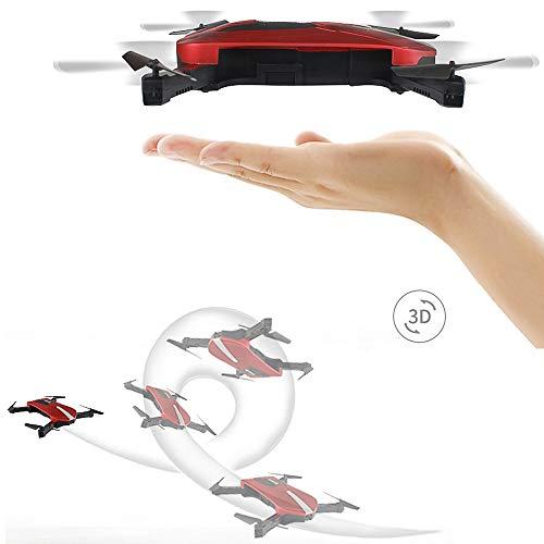 MROSW JD-18 2.4G WiFi FPV Macchina Fotografica 200W Pieghevole 6-Axis Gyro RC Drone Quadcopter con 3D-Flip Il Mantenimento di Quota modalità Senza Testa