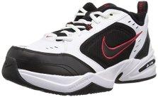Nike-Air-Monarch-IV-Zapatillas-de-Gimnasia-para-Hombre-Blanco-WhiteBlack-101-425-EU