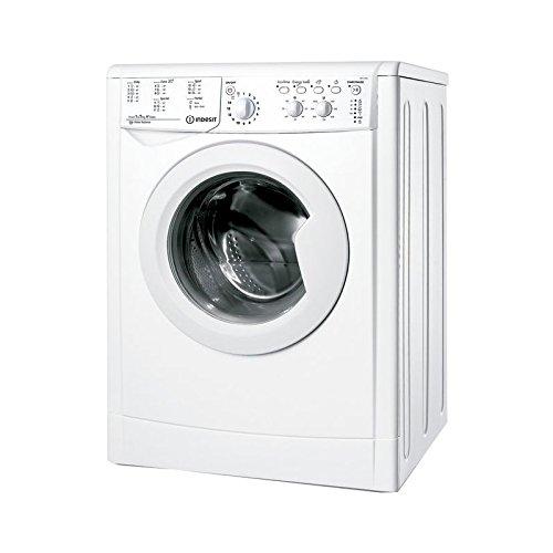 Indesit - Lavatrice a Carica Frontale IWC71253ECOEUM 7 kg Classe A+++ Centrifuga 1200 giri