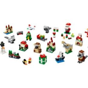 LEGO 40222 HOLIDAY BUILD UP 24 in 1 – (CHRISTMAS)