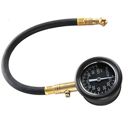 Misuratori di pressione Misuratore di pressione digitale Vacuometro Lega di gonfiaggio dei...