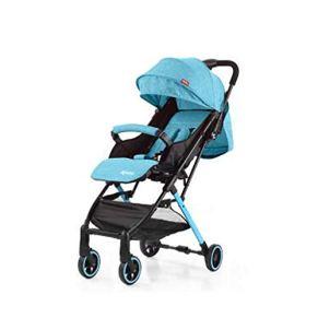 WYXYETC Cochecitos Los cochecitos se Pueden sentar y Colocar con un Carrito Plegable de 0 a 3 años de Edad y Ultra portátil. ( Color : B )