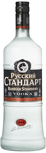 Russian Standard Original Vodka (1 x 1 l)